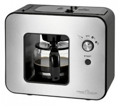 Kávovar s mlýnkem ProfiCook KA 1152