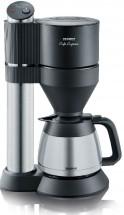 Kávovar Severin KA5743, černá/nerez
