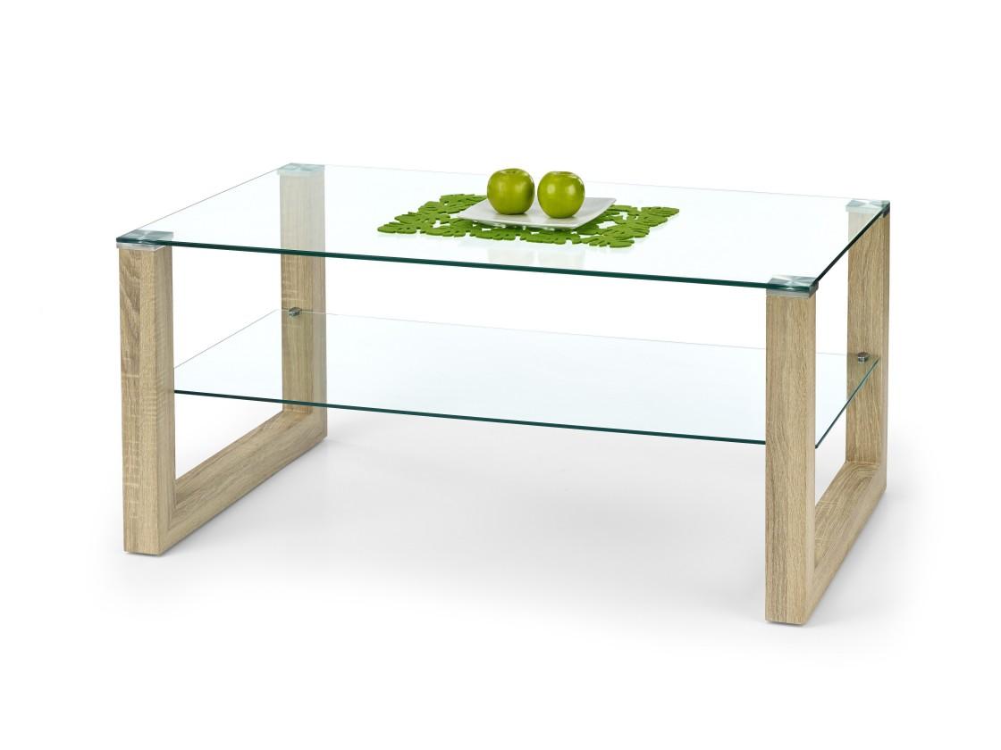 Kelly - Konferenční stolek (dub sonoma)