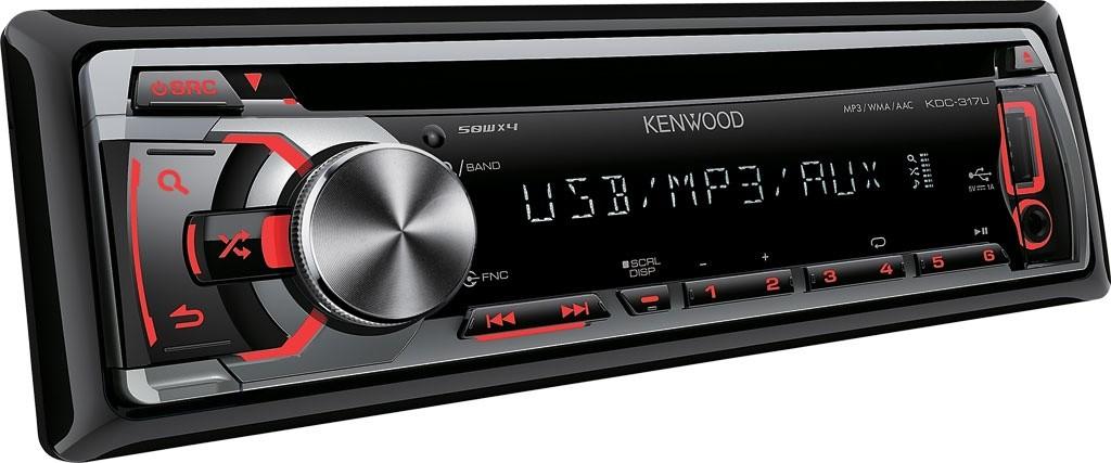 Kenwood KDC-317UR