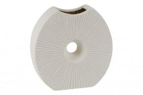Keramická váza VK19 (bílá, 5 cm)