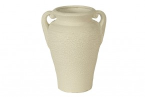 Keramická váza VK20 (béžová, 22,5 cm)