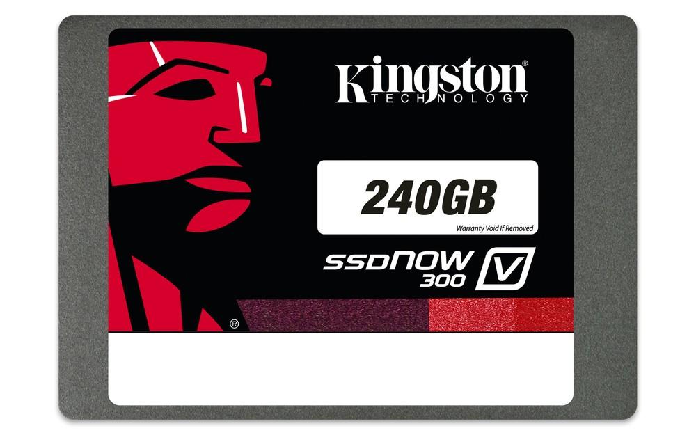 Kingston 240GB SSDNow V300 SATA 3 2.5 (7mm height)