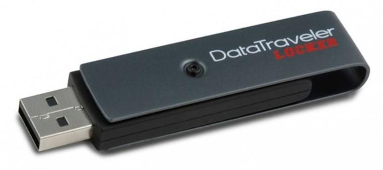 Kingston DataTraveler 8GB Lock
