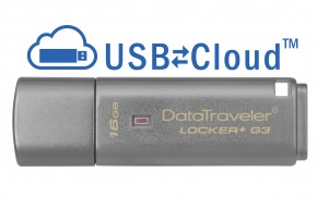 Kingston DataTraveler Locker+ G3 16GB