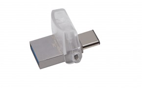 Kingston DataTraveler MicroDuo 3C 32GB USB 3.0 (DTDUO3C/32GB)
