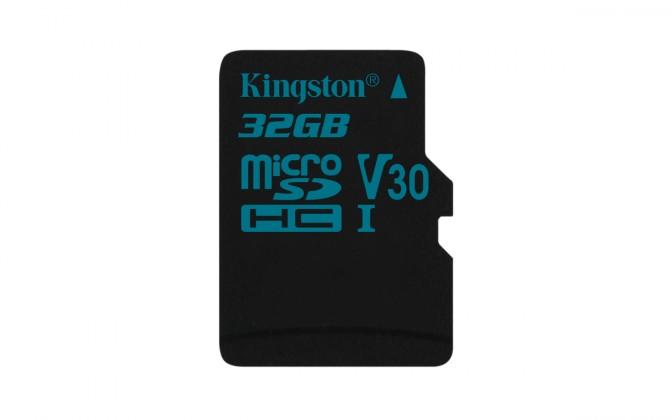 Kingston Micro SDHC Canvas Go! 32GB 90MB/s UHS-I U3 SDCG2/32GBSP