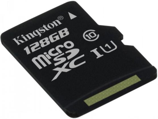 Kingston MicroSDXC 128GB UHS-I U1