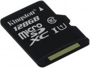 Kingston MicroSDXC 128GB UHS-I U1