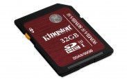 Kingston SDHC 32GB UHS-I U3 Class 10