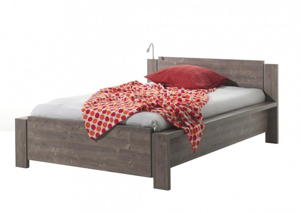 Klasická postel Amazon - Postel 120 C402 (borovice maremma)