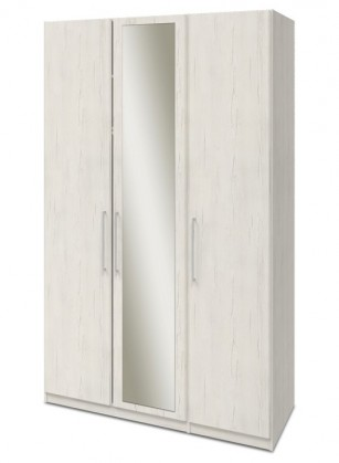 Klasická skříň Arianna - Ložnicová skříň, 406981 (dub nelson)