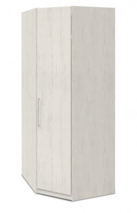 Klasická skříň Arianna - Ložnicová skříň, 406994 (dub nelson)