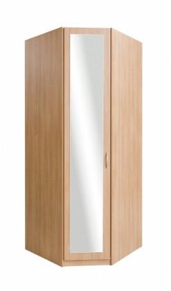 Klasická skříň Cassanova (buk 07/zrcadlo)