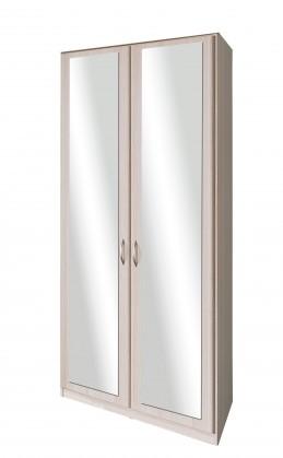 Klasická skříň Cassanova S 2 DV 2Z (jasan coimbra)