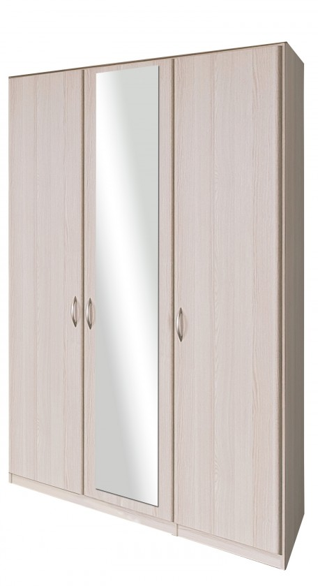 Klasická skříň Cassanova S 3 DV 1Z (jasan coimbra)