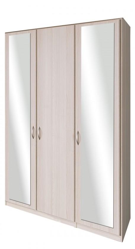 Klasická skříň Cassanova S 3 DV 2Z (jasan coimbra)