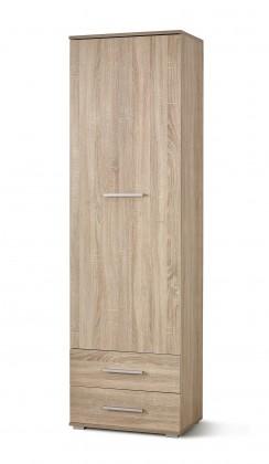 Klasická skříň Lima - Skříň, 60x201 (dub sonoma)