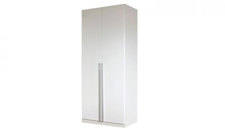 Klasická skříň Modena B - Skříň šatní, 2x dveře