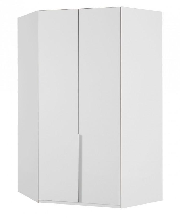 Klasická skříň NewYork41 - Skříň, 120/208/120 (alpská bílá)