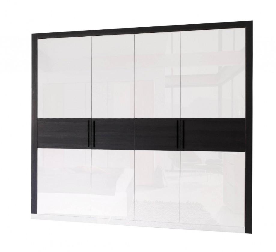Klasická skříň Recover - Šatní skříň, 4x dveře