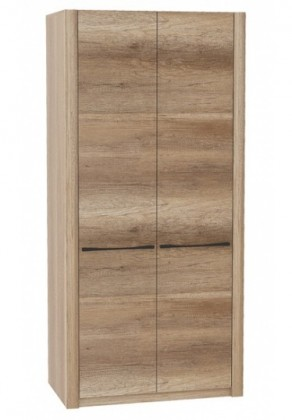 Klasická skříň Skříň Madox, 2x dveře (Dub antický)