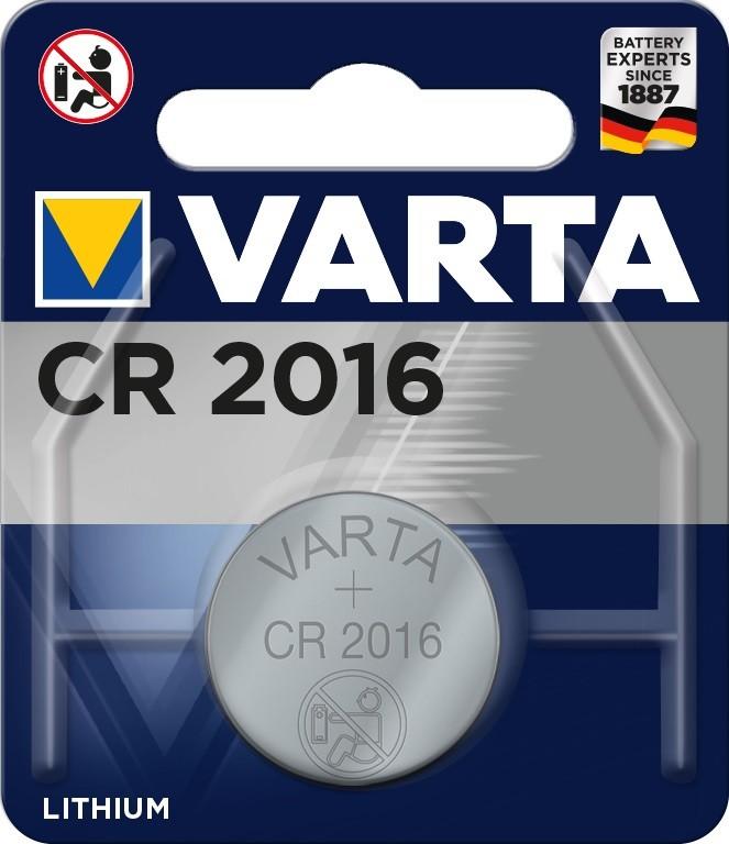 Klasické baterie Electronics CR2016