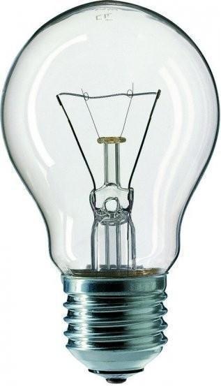 Klasické žárovky Žárovka TES-LAMP ZTES40W, E27, 40W, čirá