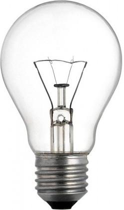 Klasické žárovky Žárovka TES-LAMP ZTES60W, E27, 60W, čirá
