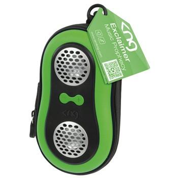 KNG Pouzdro reproduktorové zelené/černé