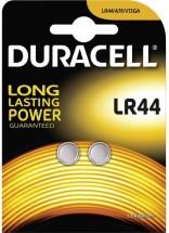 Knoflíková baterie Duracell DU LR 44 B2 V13GA/LR44