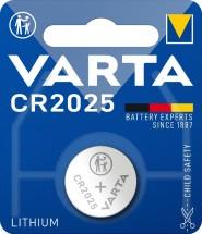 Knoflíková baterie Electronics CR2025
