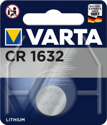 Knoflíková baterie Varta BVCR1632 CR1632
