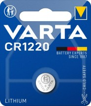 Knoflíková baterie Varta CR1220