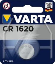 Knoflíková baterie Varta CR1620