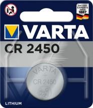 Knoflíková baterie Varta CR2450