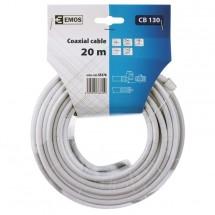 Koaxiální kabel Emos S537, 20m