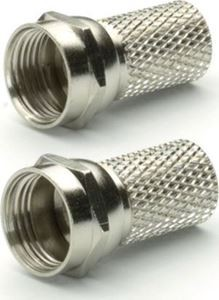 Koaxiální kabely, konektory Vivanco 30215