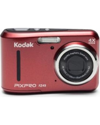 KODAK Friendly zoom FZ43 red
