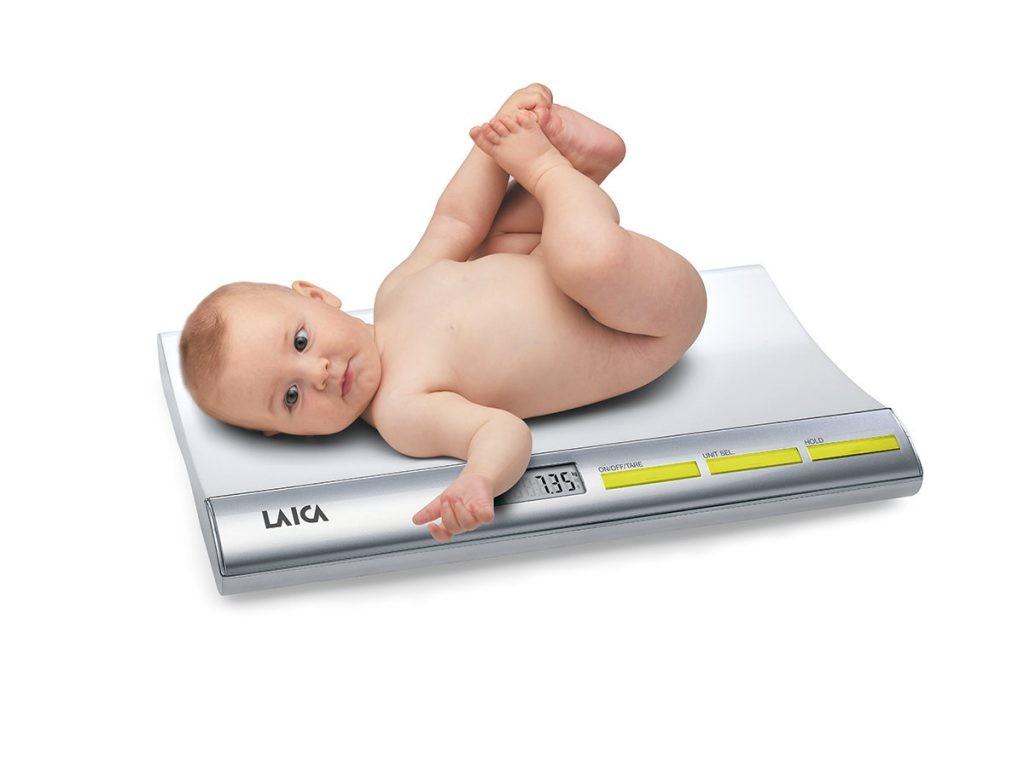 Kojenecká váha Laica PS3001