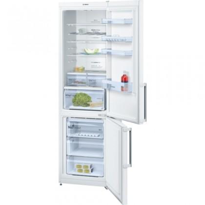 Kombinovaná lednice Bosch KGN39XW37, NoFrost