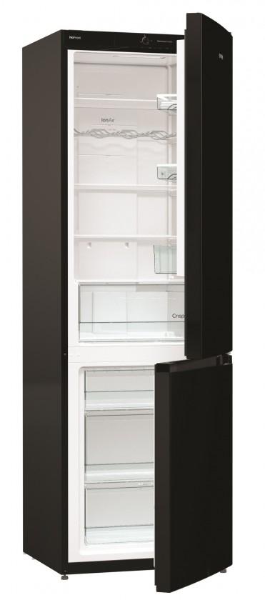 Kombinovaná lednice Kombinovaná chladnička NRK6192CBK4