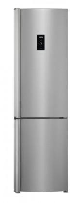 Kombinovaná lednice Kombinovaná lednice s mrazákem dole AEG Mastery RCB83724MX, A++