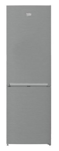 Kombinovaná lednice Kombinovaná lednice s mrazákem dole beko CSA 270M30 X, A++