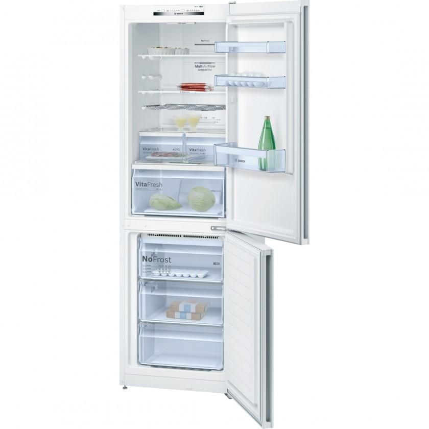 Kombinovaná lednice Kombinovaná lednice s mrazákem dole Bosch KGN 36VW35, A++