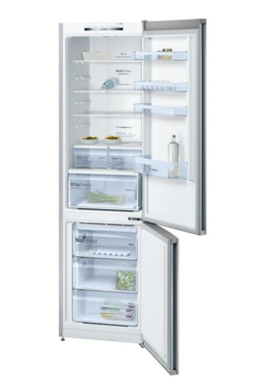 Kombinovaná lednice Kombinovaná lednice s mrazákem dole Bosch  KGN 39VI35, A++