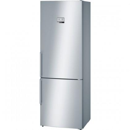 Kombinovaná lednice Kombinovaná lednice s mrazákem dole Bosch KGN49AI31, A++