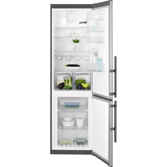 Kombinovaná lednice Kombinovaná lednice s mrazákem dole Electrolux EN3853MOX, A++