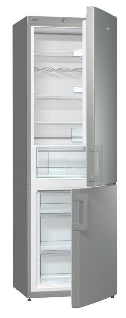 Kombinovaná lednice Kombinovaná lednice s mrazákem dole Gorenje RK 6192 AX, A++