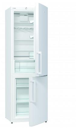 Kombinovaná lednice Kombinovaná lednice s mrazákem dole Gorenje RK 6192 BW, A++